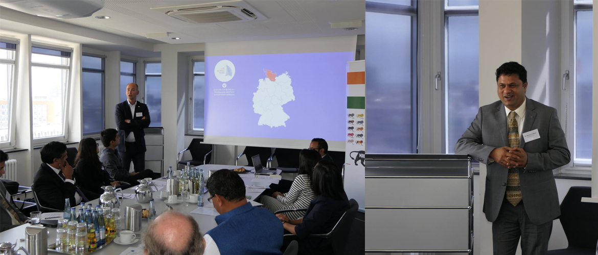 "Event ""An Indo-German Dialogue - Innovations in Enzyme Engineering"" (August 24, 2018)"