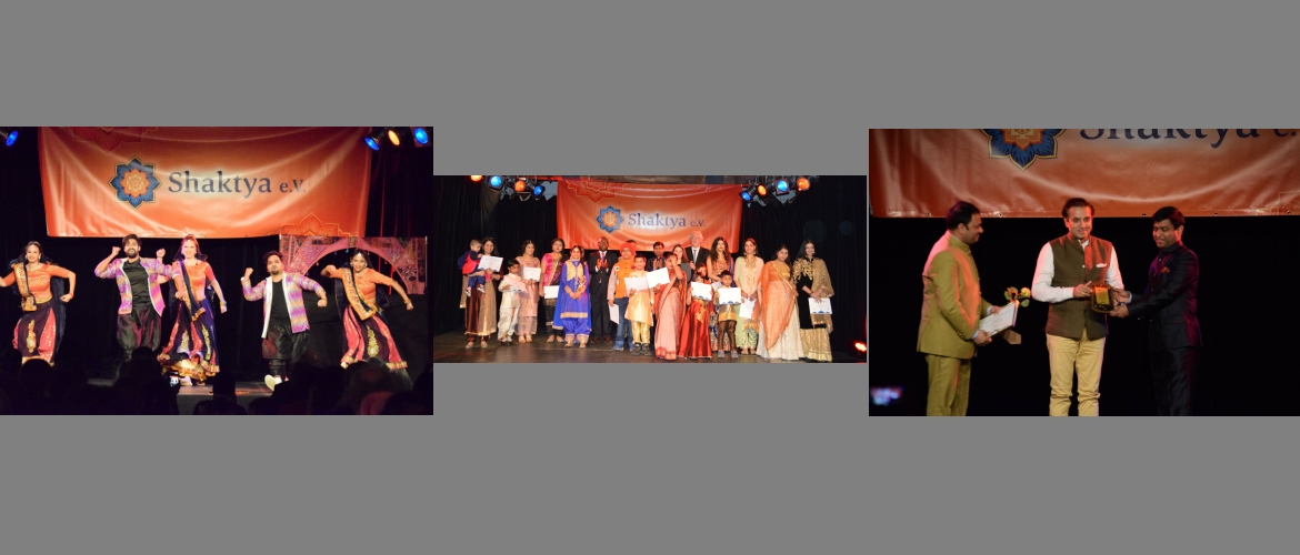 India Fest- 2019 organized by Shaktya e.V. in Bremen (February 09, 2019)