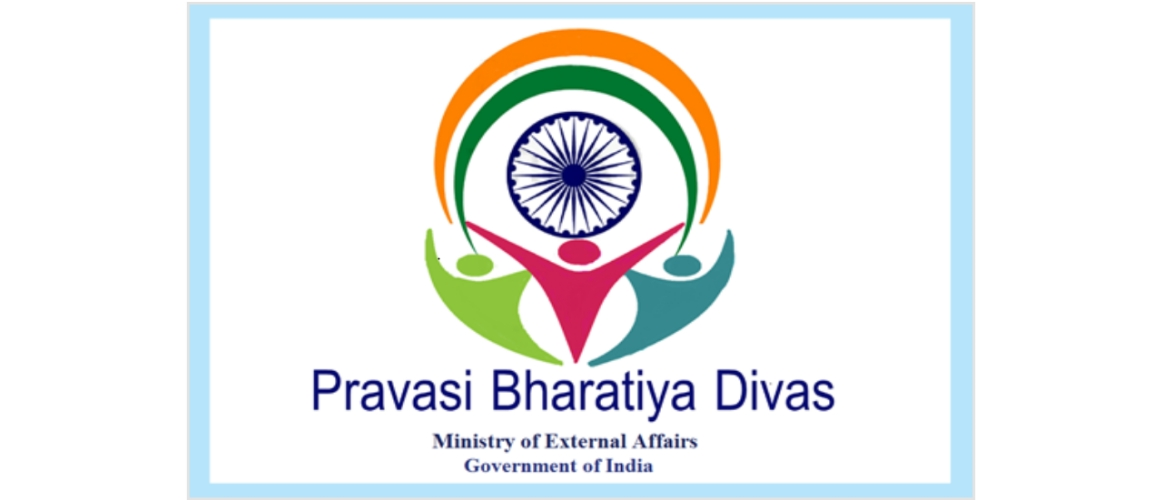 Pravasi Bharatiya Divas 2019 at Varanasi from 21-23 January 2019