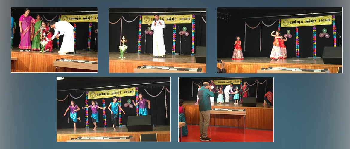 """Celebration of Tamil New Year in Hamburg"" on 18th May 2019"